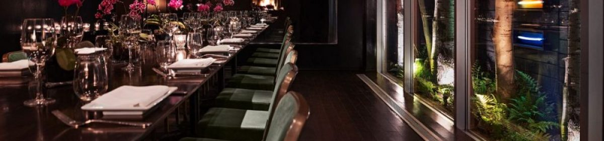 Melbourne Private Dining Rooms for special occasions